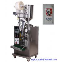 Quality Liquid Sauce Oil Shampoo Candy Pouch Packing Machine Multi Functional for sale