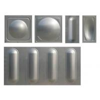Quality 100000 Gallon Stainless Steel Water Tanks for sale
