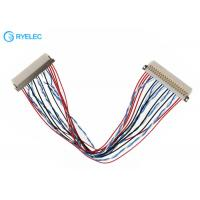 Quality Hirose DF19-20S-1c Shell Wiring Harness DF19 Series Lvds Convertion Cable For Lcd Monitor for sale