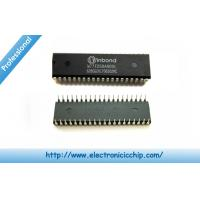 Buy Electronic IC Chip W77E058A40DL IC MCU 8-BIT 32K FLASH 40-DIP 8051 microcontroller at wholesale prices