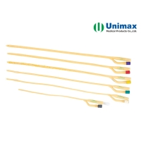 Quality Medical  Latex Foley Catheter Disposable Medical Instruments for sale