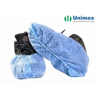 Quality 35gsm Anti Skid SMS Shoes Cover For Clean Room for sale