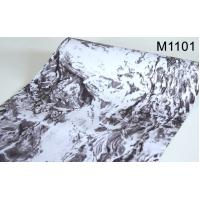 China 3D Effect Marble Self Adhesive Wallpaper , Home Decoration Wallpaper 0.45*10m wholesale