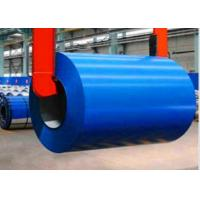 Quality PPGI / PPGL Steel Coil Corrosion Protection For Construction Material for sale