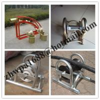 Quality Triangle Sheave Cable Guide,Cable Feeding Sheaves,Radius Sheaves for sale