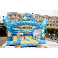 Quality 2014 Creative Cartoon Style cheap commercial inflatable bouncers for sale for sale