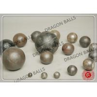 Quality Dry / Wet Industrial Grinding Balls High Precision Stable Performance for sale