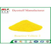 Quality Synthetic Organic Dyes Reactive Brill Yellow K-6G C I Reactive Yellow 2 100% Purity for sale