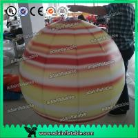 Quality Customized Inflatable Planet Decoration/Inflatable Jupiter for sale