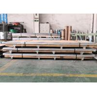 China 304 316 Super Duplex Cold Rolled Stainless Steel Sheet High Temperature Resistance on sale