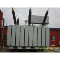 Quality Low Loss On Load Tap Changer 220kv Oil Immersed Power Transformer For Factory for sale