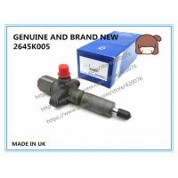 Quality GENUINE AND BRAND NEW DIESEL FUEL INJECTOR 2645K005 for sale