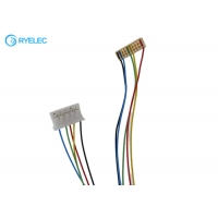 Quality 10 pin Molex Crimping Connector to Aces 91209-01011 Cable With JST-PH 5P Wire Harness for sale
