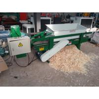 Quality sawmill-world wood design SHBH500-4 wood shaving machine for horse bedding for sale
