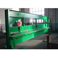 China 6m Hydraulic Metal Shearing Machine / Industrial Cutting Machine 3kw 380v on sale