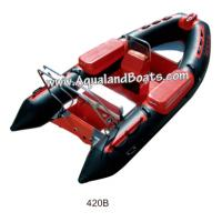 Quality rib boats, rigid inflatable boat,rescue boat for sale