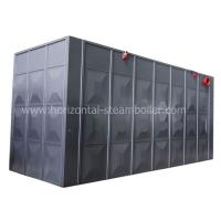 China Automatic Control Thermal Oil Heating System For Plastic Processing Low Pressure on sale