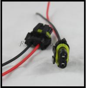 Quality 9006 HB4 bulb socket car LED fog lamp base adapters car 9006 HB4 LED headlight connector for sale