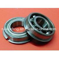 Quality SKF 206NR Ball Bearing with Filling Slots/Snap Ring Groove for sale