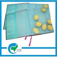 Quality A4 Size Varnishing Hardcover Book Printing Uor Company Introduction for sale