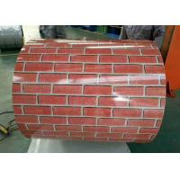 Quality Roofing Color Coated Steel Coil Anti Corrosion For Outdoor Wall Decoration for sale