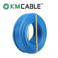 Quality single core solid or stranded copper cable and wire 1mm 1.5mm 2.5mm PVC insulated electric wire h05v-k H07V-K for sale