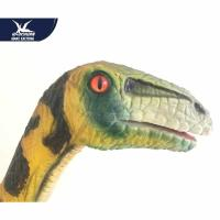 Buy cheap Mechanical Alive Outdoor Dinosaur Lawn Ornament / Large Dinosaur Models from wholesalers