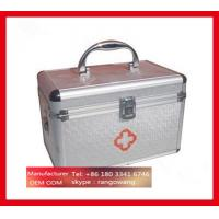 Quality RG Hosptial Portable Medicine Cabinet Medical Case for sale
