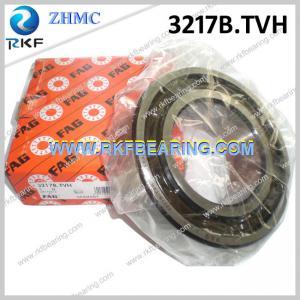 Quality FAG 3217B. TVH High Precision Single Row Angular Contact Ball Bearing for sale