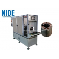 Quality Horizontal Electric Motor Stator Slot Paper Inserting Machine for sale
