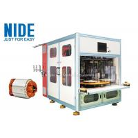 Quality Automatic 4 Working Stations Stator Coil Winding Machine for sale