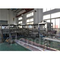 Quality Automated Water Barrel Filling Machine / 5 Gallon Bottle Filling Machine Electric Driven for sale