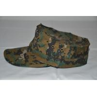 Quality 2014 Woodland camo military Cap/Army Cap for sale