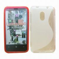 Quality Cellphone Cases for Nokia Lumia 620, Made of TPU, Various Colors are Available for sale