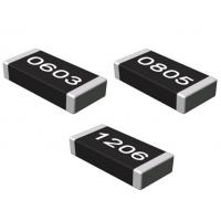 China Lightweight SMD Chip Resistor / Small Chip Resistor With Power Rating Dimension on sale