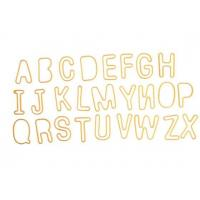 Letters Rubber Band