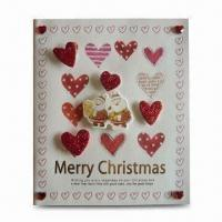 Quality Greeting Card, Handmade Greeting Card, Customized Details Accepted, Perfect Design for Christmas for sale