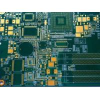 China 6-Layer HDI mobile phone PCB layout OSP Surface Finishing Board on sale