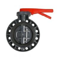 Quality PVC Butterfly Valve for Potable Water for sale