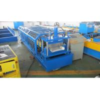 Buy cheap Quality 7.5Kw Hydraulic Power Crimping Curving Roof Tile Roll Forming Machine Chian Transmission and Fully Automatic from wholesalers