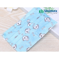 Quality Hospital 3ply Disposable Non Woven Face Mask For Child for sale