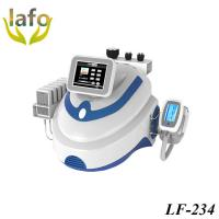 Quality 4 in 1 Cavitation RF Lipolaser Cryolipolysis Weight Loss Machine Medical CE Approval for sale