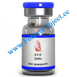 China HCG 2000IU , Human chorionic gonadotropin , hcg horm one , hcg injection on sale