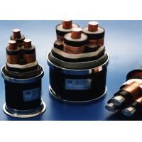 Quality 132kv 230kv HV Power Cable Underground Power Cable With Metal Sheath GB 11017. IEC61840 for sale