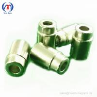 Quality Neodymium magnet tube with steps for sale