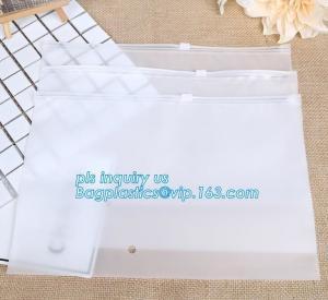 Quality PVC Waterproof Pouch PVC Snap Closure Bag PVC Drawstring Bag PVC Hook Bag PVC Card Holder PVC Sewing Bag PVC document ba for sale