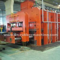 Quality Conveyer Belt Vulcanizing Press for sale