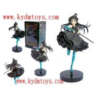 Quality MOQ(USD300) 23cm Akiyama Mio for K-On figure (pc) ky2733 for sale