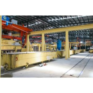 Quality Steel Structure Aerated Concrete AAC Plant Mould for sale