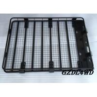 Quality Heavy Duty 4runner Roof Rack System , Steel Powder Coating Car Top Carrier for sale